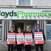 Lloyds Pharmacy workers to strike again after hour-long picket today