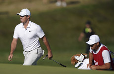 McIlroy blown off course after tough start at US Open sees him card +10