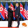 'That Donald Trump and Kim Jong-un were able to reach an agreement must be welcomed'