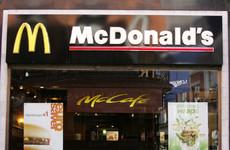 McDonald's to replace plastic straws with paper ones in Irish restaurants