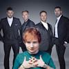 Ed Sheeran's written a song for Boyzone's last album
