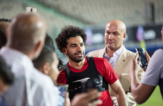 Benched: Mohamed Salah named among substitutes for Egypt's opening World Cup game