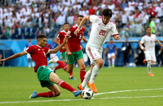 Dramatic last-gasp own goal sees Iran claim their first World Cup win for 20 years