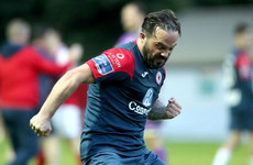 Sligo earn huge win as perfect away performance condemns Pat's to fifth straight defeat