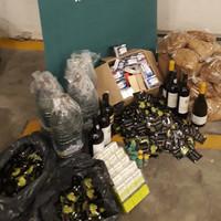 Alcohol, tobacco and medicine seized at Dublin Port