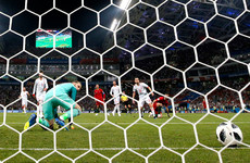 Rare De Gea blunder gifts Ronaldo his second in thrilling Group B clash