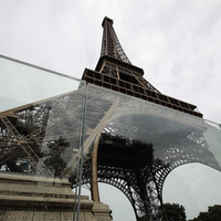 Paris set to unveil bulletproof glass walls around Eiffel Tower