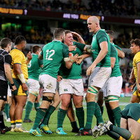 First win on Aussie soil since 1979 sends Ireland into series decider in Sydney