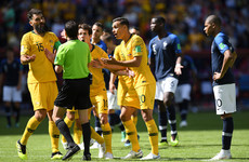A tale of two penalties - history made with first World Cup spot-kick awarded by VAR