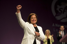 Mary Lou McDonald looks towards government as Sinn Féin votes to change stance on abortion