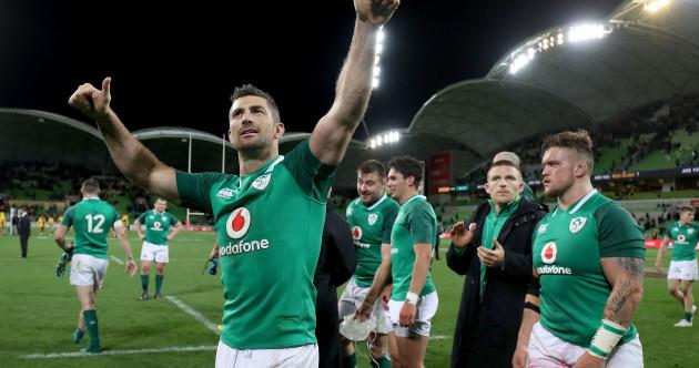 'Nothing feels monumental when it's one-all': Schmidt focused on winning series in Sydney