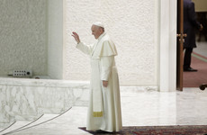 Pope Francis compares abortion to Nazi crimes 'but with white gloves'