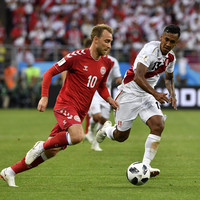 This one moment of class from Christian Eriksen highlights the difference between Peru and Denmark