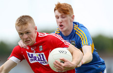 Cork progress to Munster semi-finals after comfortable defeat of Tipp