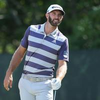 Early double bogey trims Johnson's US Open lead