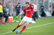 Rhys Patchell stars with 20 points as Wales rout Argentina to win rugby Test series