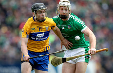 0-13 for Duggan, two red cards in first half and clinical Clare sweep past Limerick