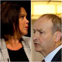 'Flat and extraordinarily arrogant', Micheál Martin's verdict on Mary Lou McDonald's speech