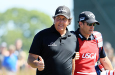 'Look, I don't mean disrespect to anybody': Mickelson shrugs off controversy to shoot final-round 69