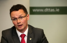 Junior minister says a government involving Sinn Féin would 'risk security of State'