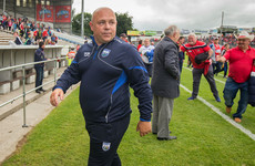 Derek McGrath: 'I will give myself some time, I don't have a story for you today on it'
