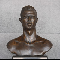 'We felt we ought to change it:' Controversial Ronaldo bust replaced by new statue