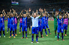 Over 99% of TV viewers in Iceland watched their side's first World Cup game