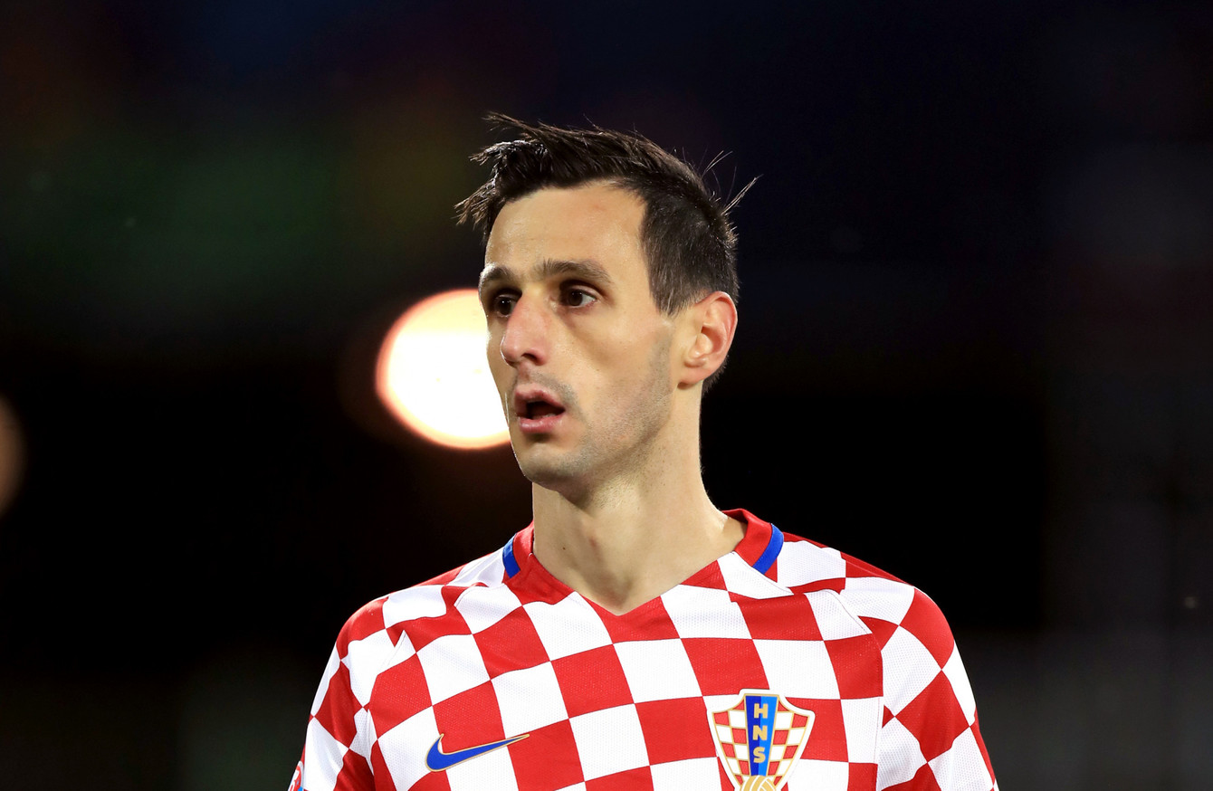 8f393d9a0c7 Croatia's injured striker sent home from Russia · The42