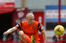 Dubliner Willo Flood moves to Dunfermline on one-year deal