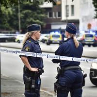 Shooting in Sweden leaves 5 men injured
