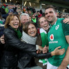 Beirne beams with pride after Ireland debut in front of family in Melbourne