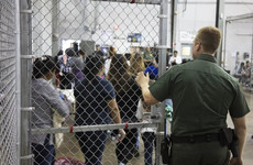 LISTEN: Children at US detention centre cry out for parents, plead with immigration agents