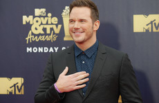 Everyone is talking about Chris Pratt's acceptance speech for the MTV Generation Award