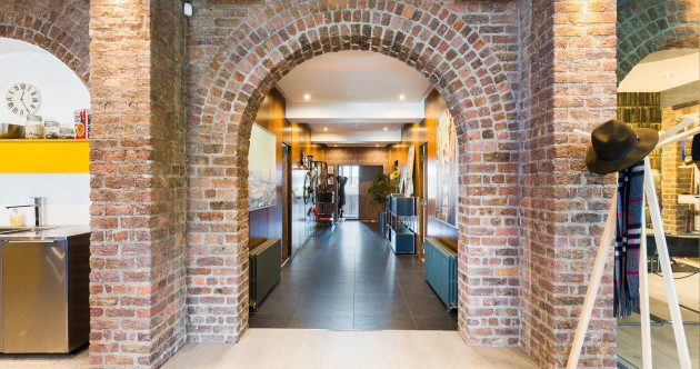 Loft living in a reimagined Dublin whiskey distillery for €750k