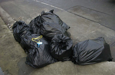 6,000 bags of rubbish were illegally dumped in Dublin's inner city last year