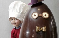 Easter (chocolate) by numbers