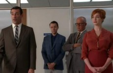 Catching up with Mad Men... through Post-it notes