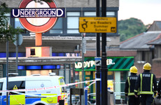 'Battery short circuit' caused blast in London Underground which injured a number of people
