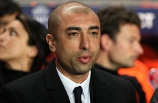 Never mind Barcelona, we've got to face Wigan first says Di Matteo