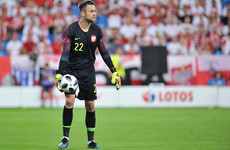 Fabianski sorts club future while at World Cup by becoming a Hammer