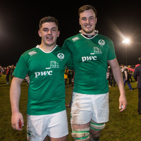 Ex-Ireland U20s second row earns Ulster contract after impressing in AIL