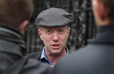 Someone stole Michael Healy-Rae's bike