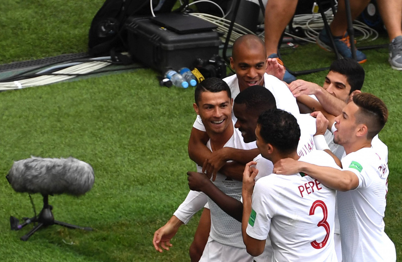 40c4af3efa766 Can Ronaldo drag workmanlike Portugal to World Cup glory  · The42
