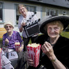'It brings back all sorts of memories ... I'm crying now': New project brings archive Irish clips to nursing homes