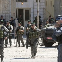Israeli forces evict settlers from building in West Bank