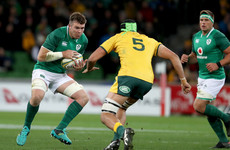 Schmidt without injured quartet but backs O'Mahony to deliver in seven shirt