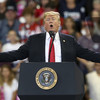 Trump orders end to separation of migrant children but says 'the border is going to be just as tough'