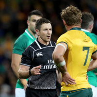 Ref review: How did the match officials do in Ireland's win over the Wallabies?