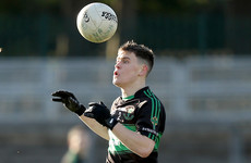 Nemo Rangers All-Ireland club finalist brought into Cork U20 team for Munster semi-final