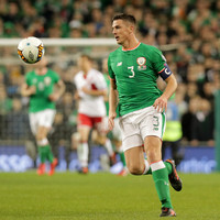 Ireland defender Clark left unconscious after attack in Spanish bar - report